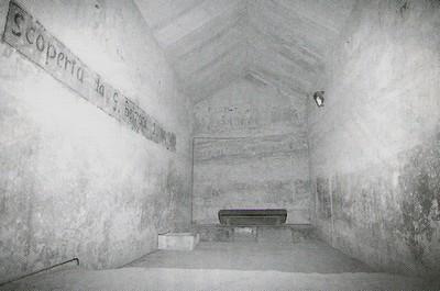 Chambre pyramide de Chephren