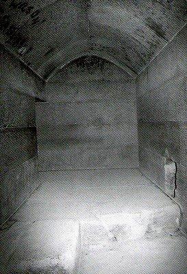 Chambre pyramide de Mykerinos