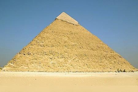 Pyramide de Chephren