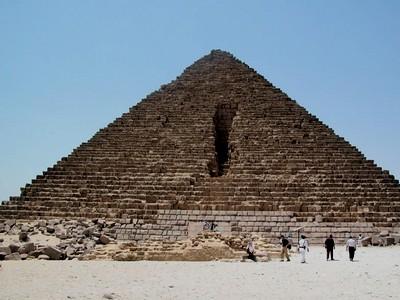 Pyramide de Mykerinos