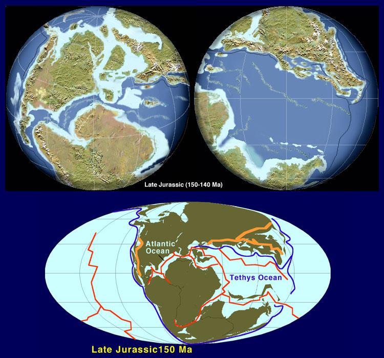 anciens continents
