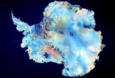 Antarctique actuel